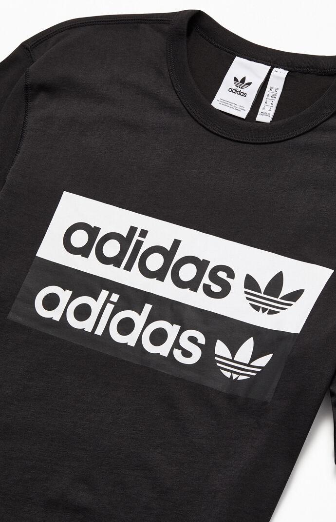Black Vocal Logo T-Shirt
