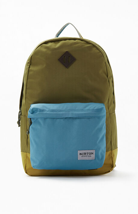 83b7e7066a2 Olive & Blue Kettle Backpack