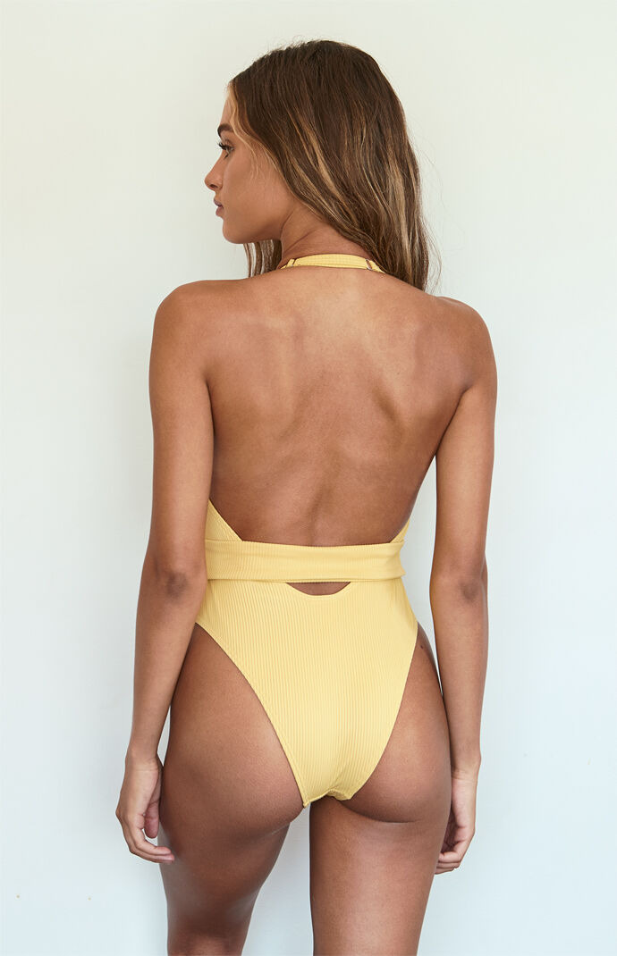 Elton One Piece Swim Suit