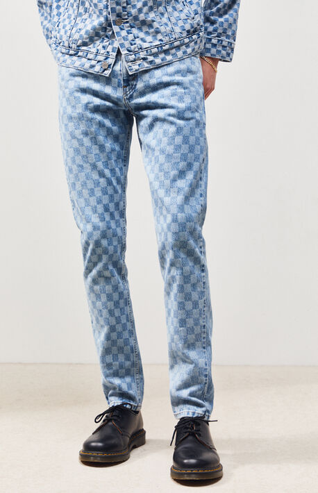 fe1a10e58313d Dad Jeans and Slim Taper Jeans