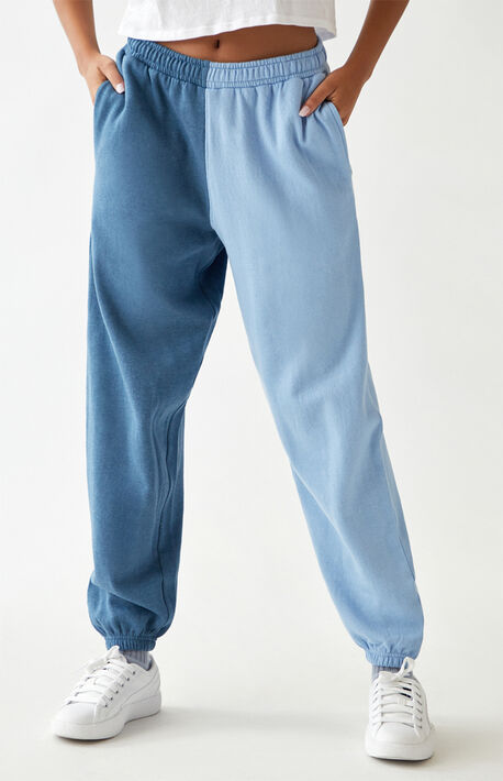 Shades Of Blue Sweatpants