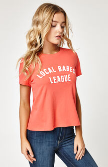 Local Babes League T-Shirt