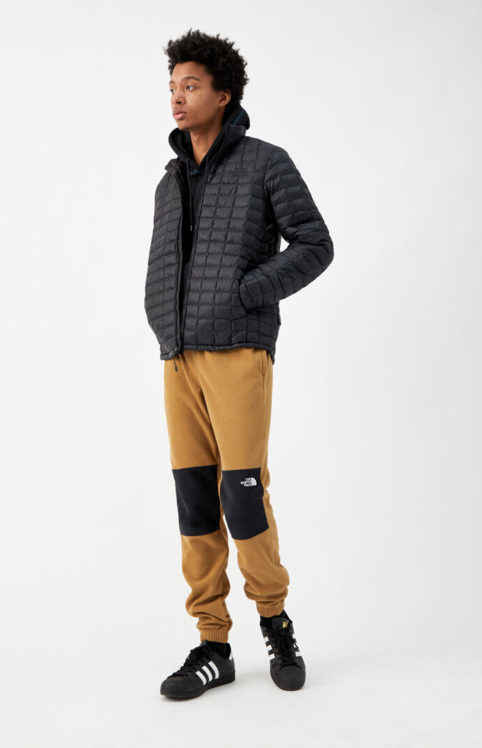 Black Thermoball Eco Snow Jacket