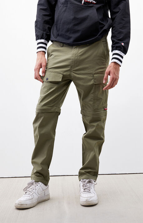 Lo-Ball Roll Cargo Pants