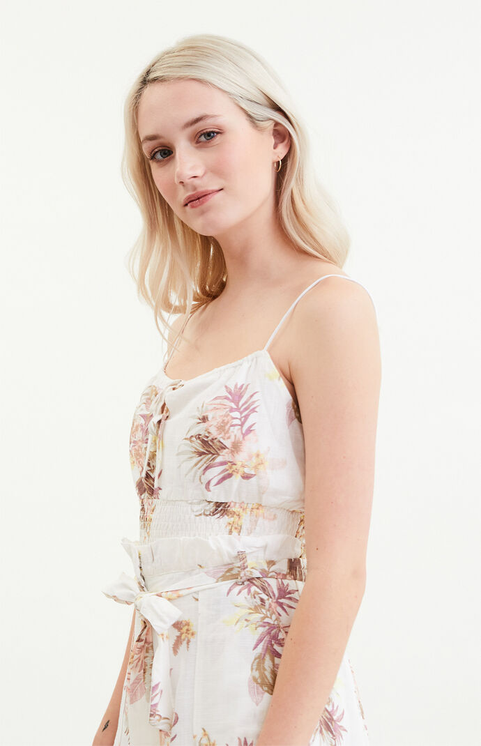 Tropic Dreaming Crop Top