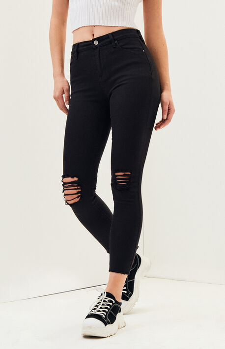 Eagle High Rise Ankle Jeggings