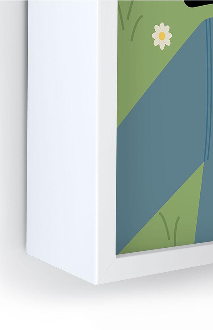 Camilleallen Springtime Framed Mini Art
