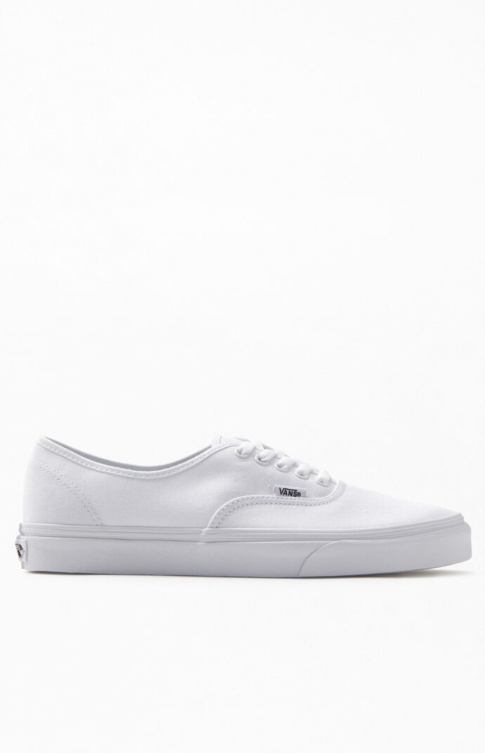 126a353e98 Vans Authentic White Shoes at PacSun.com