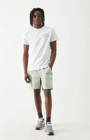 Trenton Military Nylon Shorts image number null