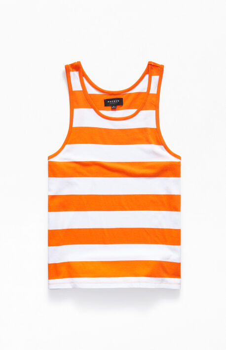 Paxton Stripe Regular Fit Tank Top 2c2de9af4a40