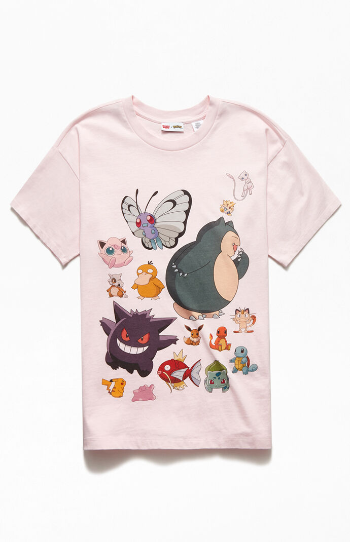 x Pokémon Short Sleeve T-Shirt
