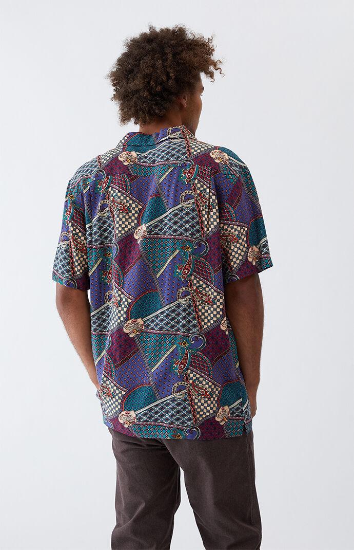 Rozier Resort Camp Shirt