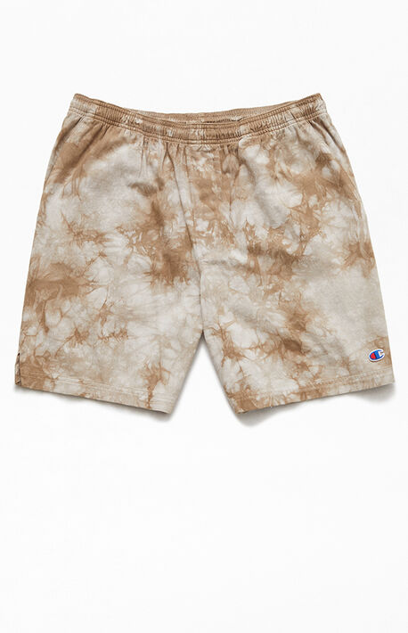 Twill Watercolor Shorts