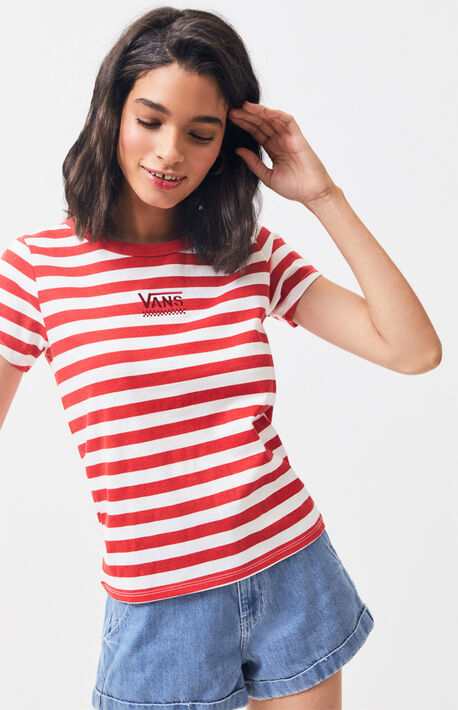 ac7b96ce37 Striped Skimmer T-Shirt