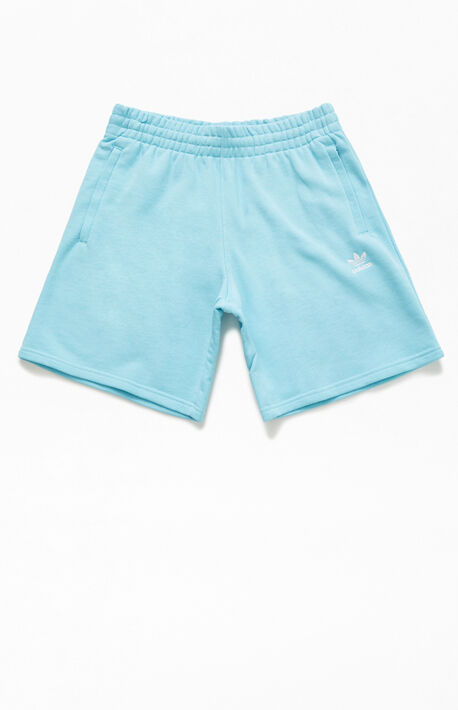Light Blue Essential Shorts