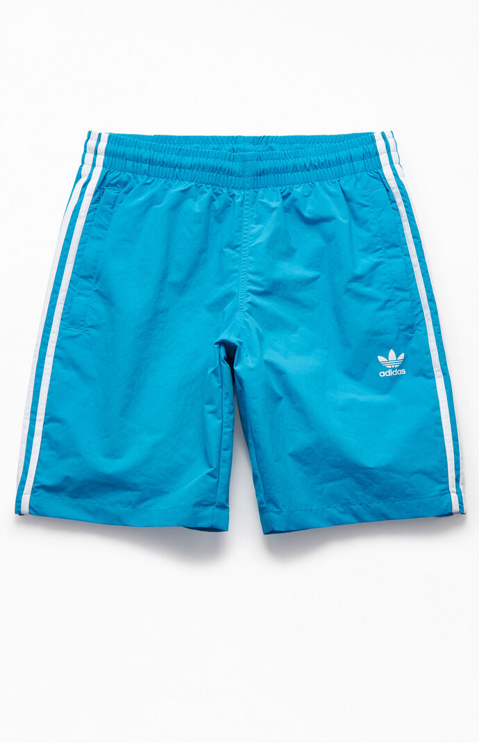 adidas Mens Blue 3-Stripes 19