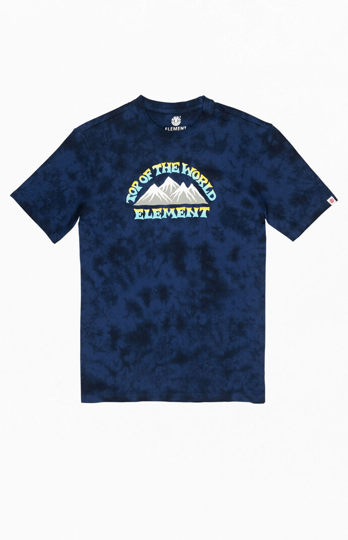 Tie-Dyed Westview CW T-Shirt