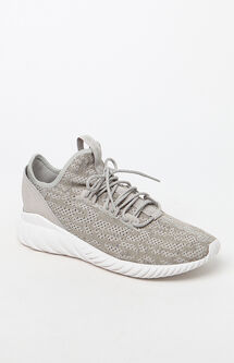 Tubular Doom Sock Primeknit Sesame Shoes