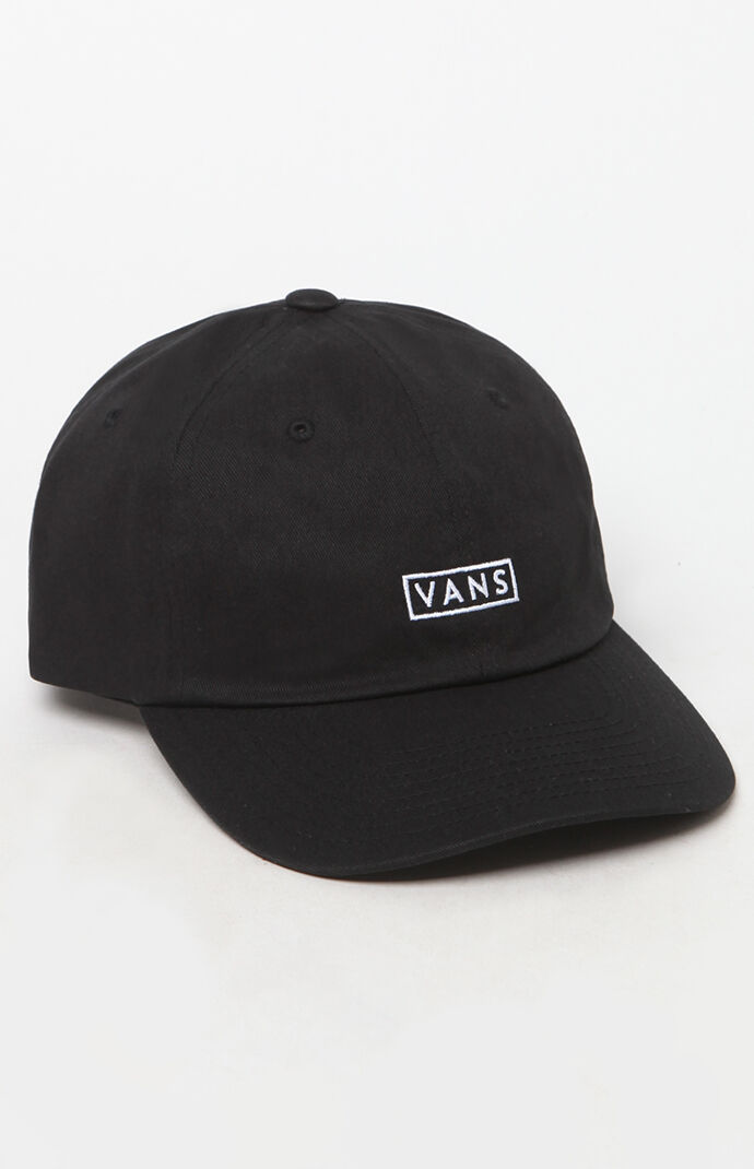 1819004996e Vans Curved Bill Jockey Strapback Hat at PacSun.com