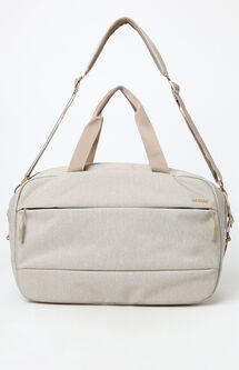 City Laptop Khaki Duffel Bag