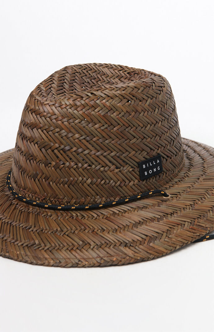 c3b1ff78c3f Billabong Nomad Straw Lifeguard Hat at PacSun.com