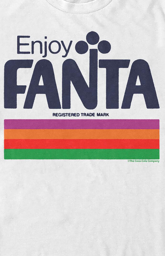 Coca Cola By PacSun Fanta Logo T-Shirt