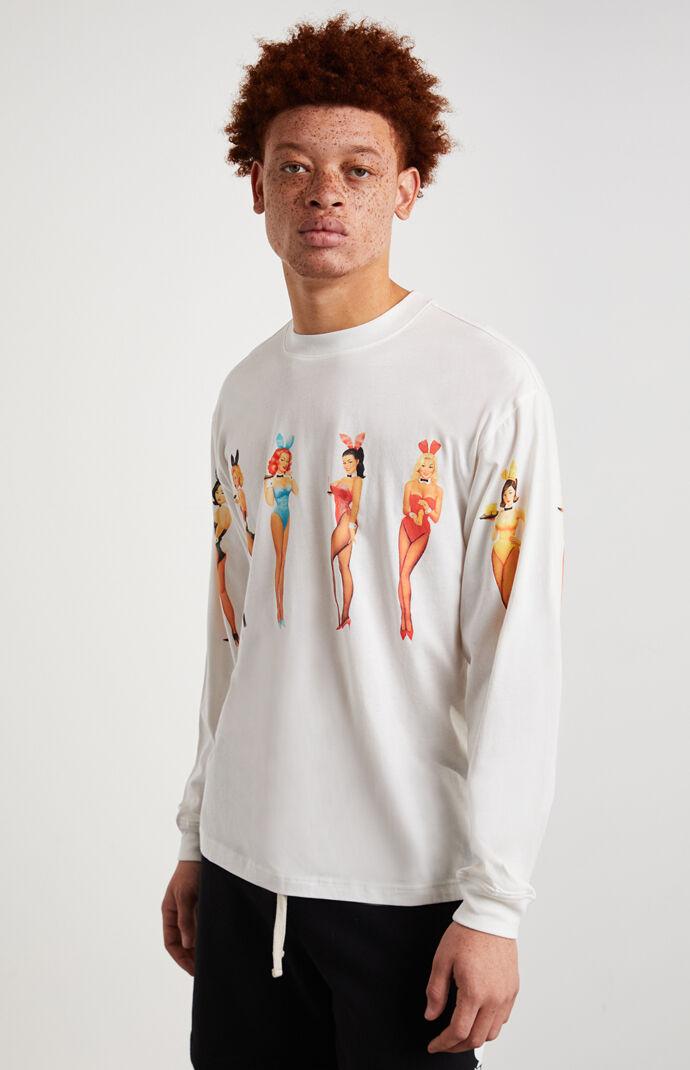 By PacSun Day Club Bunny Girls Long Sleeve T-Shirt