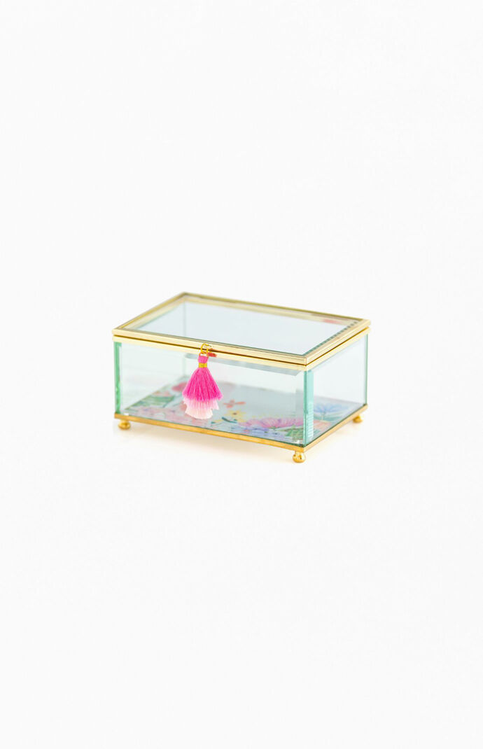 Small Eden Jewelry Box