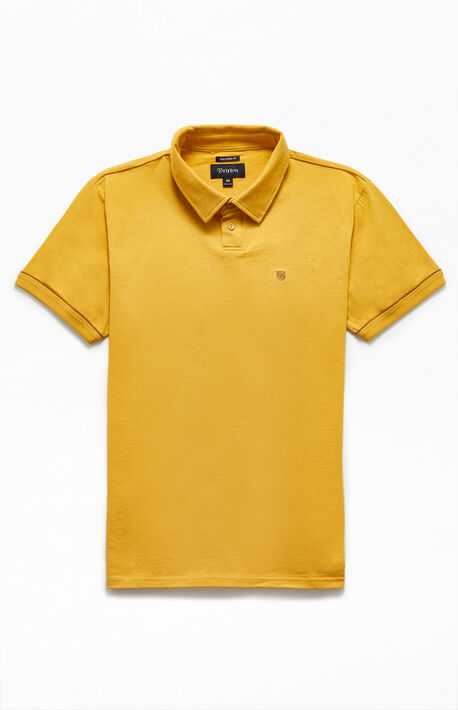 Yellow Carlos Polo Shirt