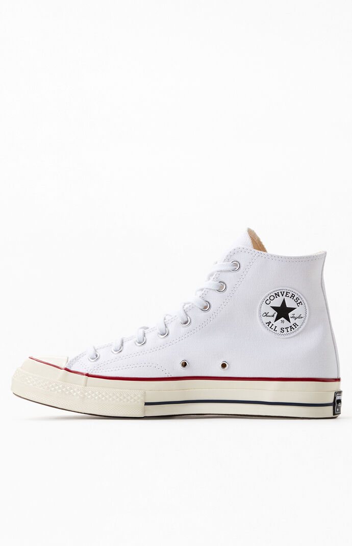 White Chuck 70 High Top Shoes