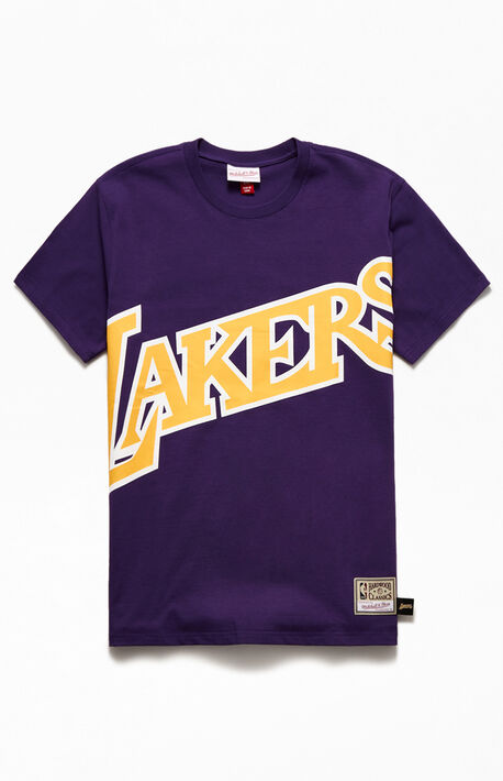 Big Face Lakers T-Shirt
