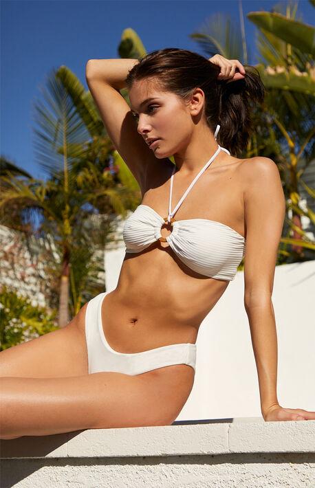 Storm Ring Bandeau Bikini Top