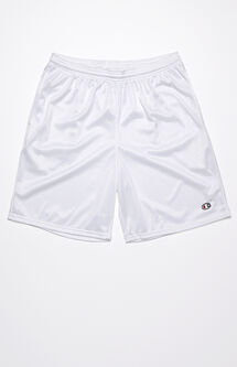 Classic Mesh Drawstring Active Shorts