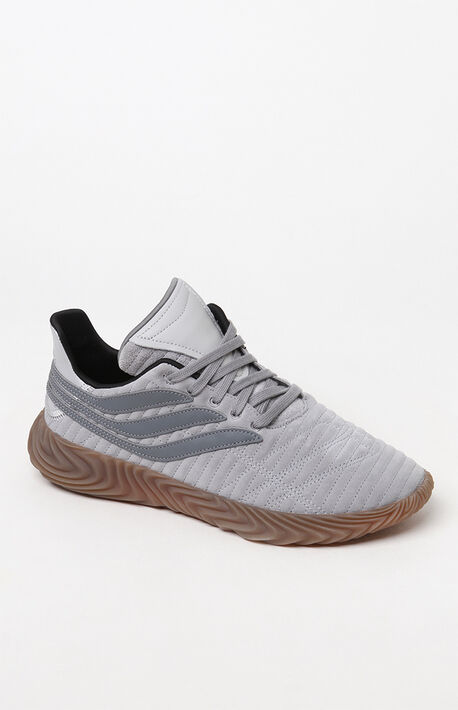 new photos 1d27e 9a9f4 Sobakov Gray Shoes