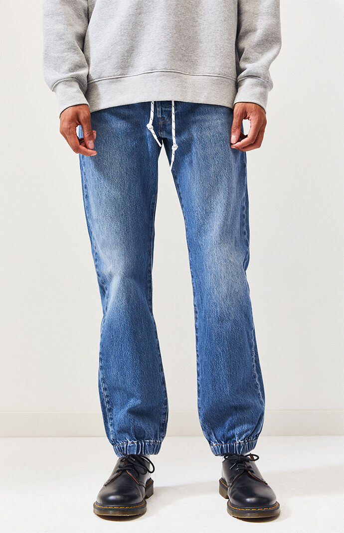 Medium Wash 501® Original Fit Denim Joggers