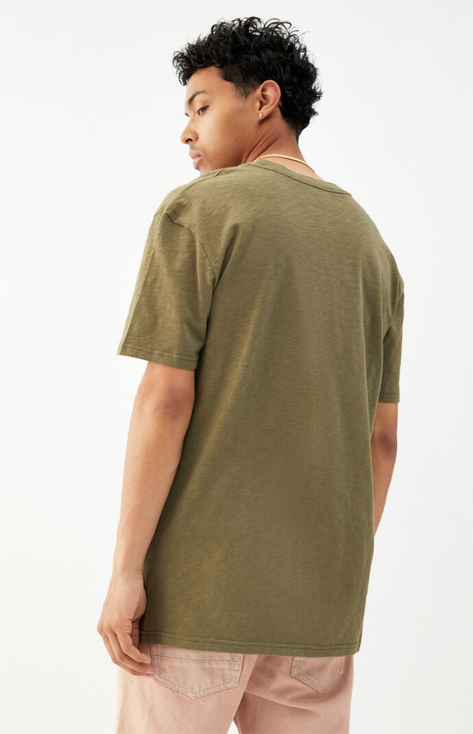 Slub Short Sleeve T-Shirt