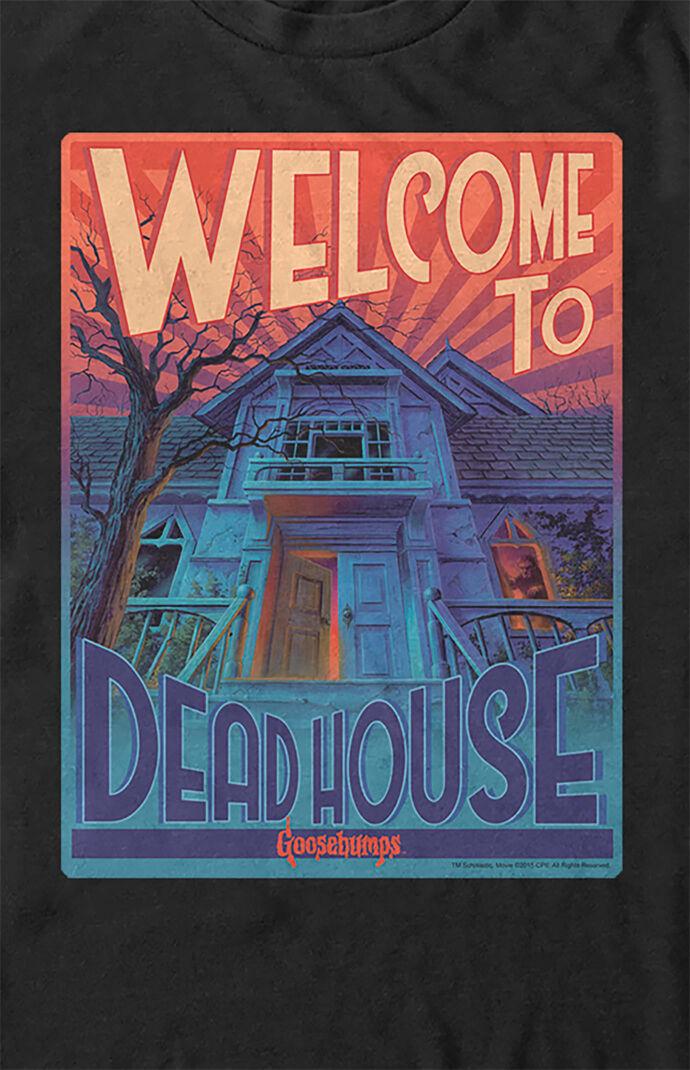Dead House Poster Goosebumps T-Shirt
