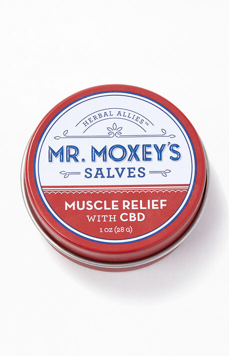 Muscle Relief with CBD