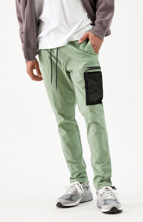 Carter Mesh Pocket Windbreaker Pants