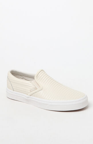 Women's Classic Slip-On Sneakers