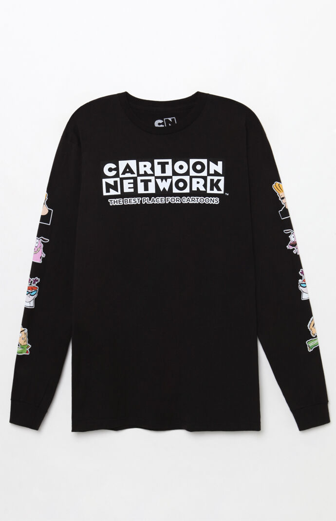 Cartoon Network Long Sleeve T-Shirt