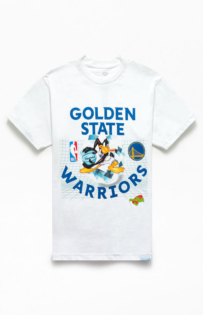 x NBA x Space Jam Warriors T-Shirt