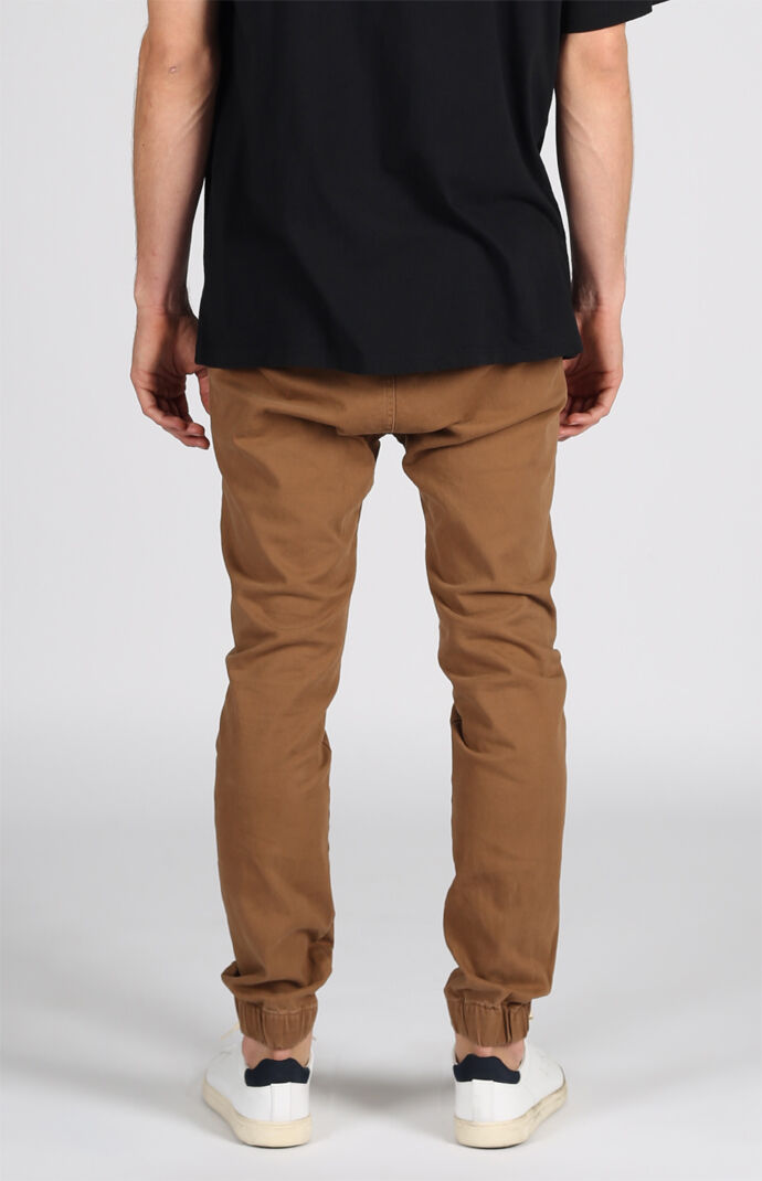 Khaki Weekend Jogger 2.0 Pants