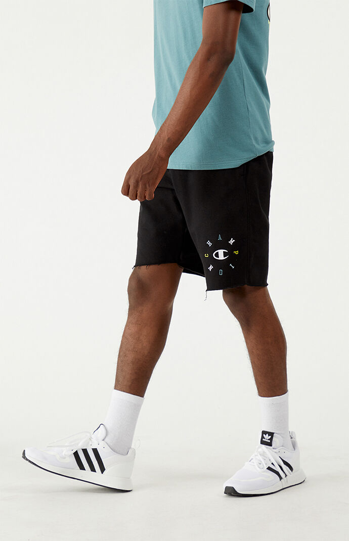Circular Logo Sweat Shorts