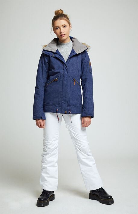 Meade Denim Snow Jacket
