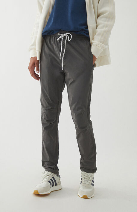 Decker Side Panel Windbreaker Pants