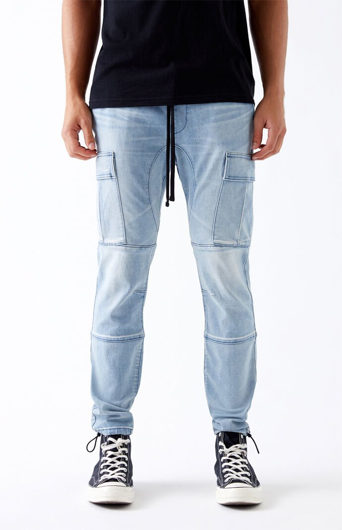 Utility Light Slim Cargo Pants