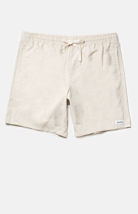 Classic Linen Jam Shorts