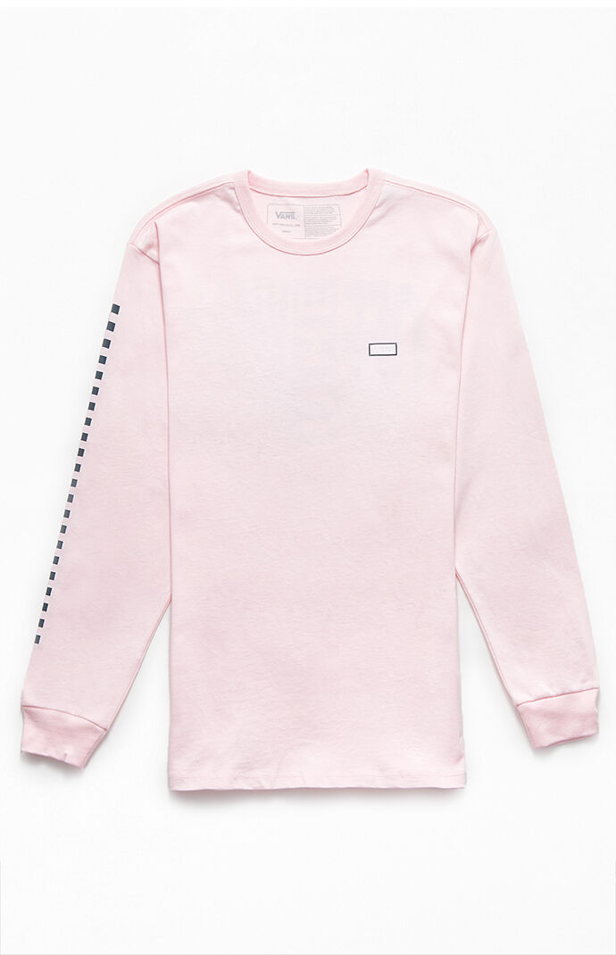 Off The Wall Graphic Long Sleeve T-Shirt