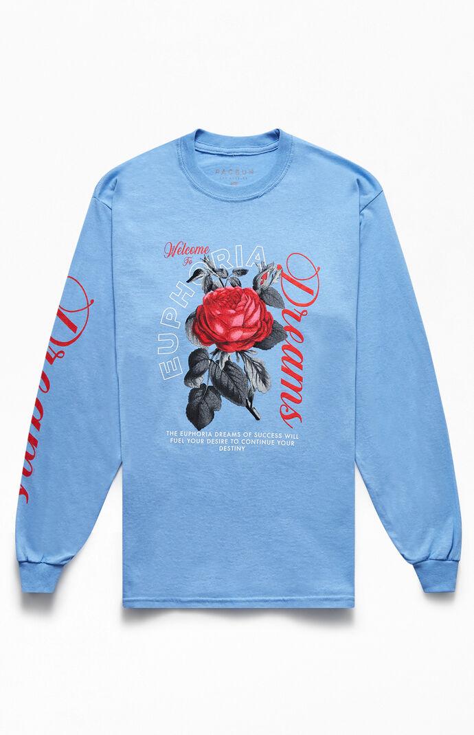Euphoria Dreams Long Sleeve T-Shirt
